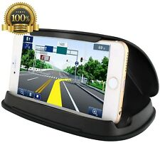 Cell Phone Holder Car NonSlip Dashboard GPS Mounts Vehicle iPhone Samsung Galaxy