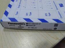50Pcs  ST1-DC12V-F  Panasonic  AR2013F  ST_Relay  Tray - New