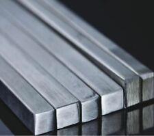 Edelstahl Vierkantstab Stange Vollmaterial Quadratstab Profilstab V2A <2 Meter