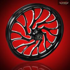"Honda Goldwing 21"" Front Wheel ""Nightmare"" for Honda Goldwing, F6B Motorcycles"