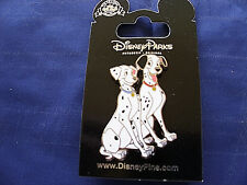 Disney * DALMATIANS PONGO & PERDITA * New on Card Character Trading Pin