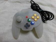 Z616 Nintendo 64 Hori Pad Mini controller Snow White Japan N64 x