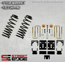 """Street Edge 04-08 Ford F-150 2WD 3"""" Front & 5.5"""" Rear Lowering Kit"""