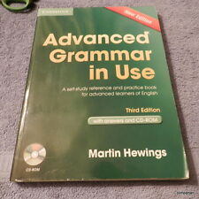 Cambridge Advanced Grammar in Use 3 Ed with answers & CD-Rom Martin Hewings