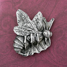 BEELZEBUB Belt Buckle - Demon Dictionnaire Infernal Lord of the Flies Devil Fly