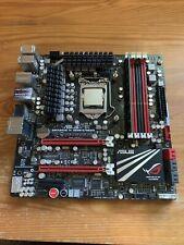 ASUS Maximus IV GENE-Z/GEN3, LGA 1155 Motherboard I5-2500k w/cooler and 8G ram