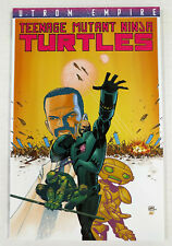 Teenage Mutant Ninja Turtles: Utrom Empire TPB (2014, IDW) - NM/NEW