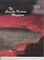 "Corvette VO208HE - ""NCRS"" The Corvette Restorer VOL.20, 1994 #4 Magazine Hot Rod"
