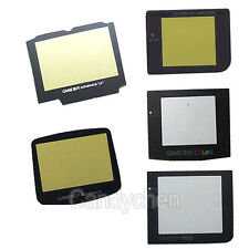Ecran De Remplacement Screen Lens For Game Boy Original Color Pocket Advance SP