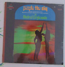 1969 Buchla synthesizer, SEALED electronic psych moog trance, 'People The Sky',