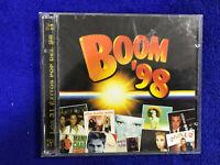 BOOM 98 2 CD CELINE DION HEROES DEL SILENCIO OBK PECOS ...
