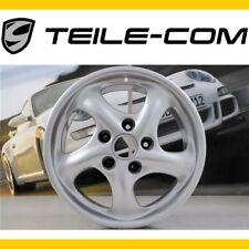 -80% TOP+ORIG. Porsche 911 996 17-Zoll Carrera Felge 9J x 17 ET55