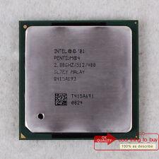 Intel Pentium 4 SL7EY CPU Socket 478 (RK80532PC07251) 2.8 GHz/1M/533 free ship