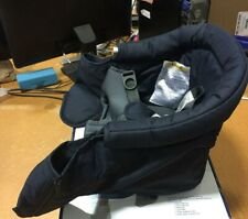 Inglesina Baby Toddler Fast Hook-On Table Navy Blue Chair Seat