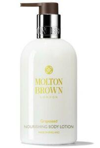 Molton Brown Grapeseed Nourishing Hand & Body Lotion 300ml Brand New
