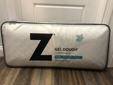 Gel Dough® Cooling Gel-Infused Memory Foam King Size Pillow  ~ NEW