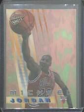 1996-97 Bowman's Best Shots Acetate #BS6 Michael Jordan