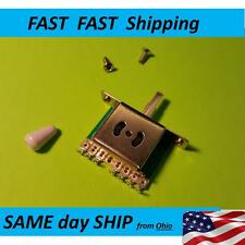 5 Way Pickup Selector Switches Toggle Leaver Switch Electric Guitar - FAST SHIP