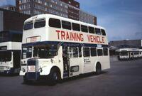 PHOTO Preston Leyland Titan Titan PD3/4 T2 PRN911 in 1980 on route Learner