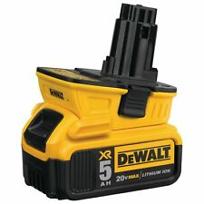 Genuine Dewalt DCA1820 Convertor- 20-Volt Max Battery Adapter for 18-Volt Tool