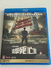 The Raid: Redemption (Blu-ray) Uwais Iko  Doni Alamsyah  Ananda George Eng Sub
