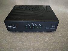 Cisco Cable Modem - DPC2100 - R2 - Great Condition - Modem Only (DPC2100R2)