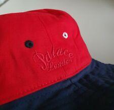 Rare OG Palace London bucket hat crusher Palace Skateboards Red / Navy