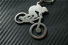 MOUNTAIN BIKE KEYRING DOWN HILL