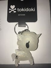 Loungefly Tokidoki Unicorno Glitter 3D Keychain Key Chain Keyring