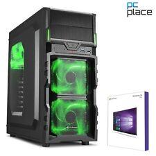 GAMER PC AMD FX-4300, GTX1050 TI 4GB, 8GB DDR3, 120GB SSD, Win10 Gaming Computer