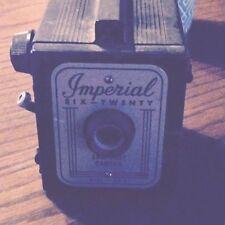 Vintage Imperial Six-Twenty Black Snapshot Camera