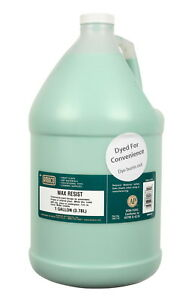 scsp 231096 amaco non toxic wax resist solution 1 gal jar