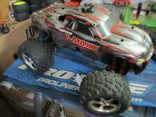 Traxxas T-maxx nitro truck rolling chassis