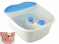 Massage Foot Bath Therapy Foot Spa Massage Wet OR Dry Feet Therapy Bubble