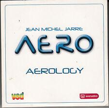 "CD SP 1T JEAN MICHEL JARRE  ""AEROLOGYS"" (PROMO)"