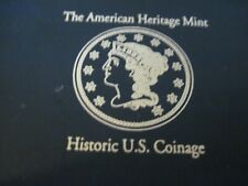 The American Heritage Mint HISTORIC U.S.COINAGE 100 YEAR DIME 1908-2008