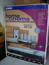 Yamaha Dvx-S100 5.1 Channel Home Theater System. New In Box