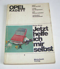 Manual de Reparación Opel Kadett a - hasta Julio 1965