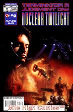TERMINATOR 2 FUTURE WAR: NUCLEAR TWILIGHT (1995 Series) #2 Near Mint Comics Book