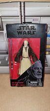"Star Wars Black Series Obi Wan Kenobi #32 6"" Inch damaged box"