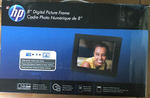 HP 8 inch Digital Frame df810v1 - NEW in box! Free Shipping