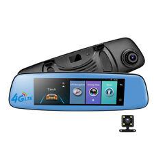 8'' 4G 1080P Android 5.1 Car Rear View Mirror Monitor Recorder Car DVR GPS