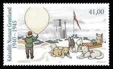 Groenland 2019 2w Wereldoorlog  WWII     honden krant     2w     postfris/mnh