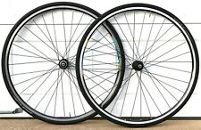 Shimano XT / Mavic Open Pro 700c Disc or Rim Brake Road CX Gravel Bike Wheelset