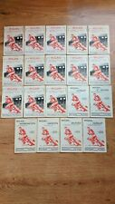 More details for wigan rugby league programmes 1952 - 2004