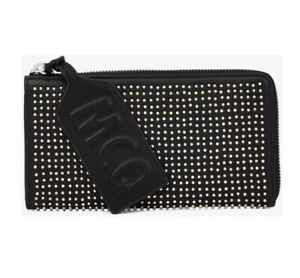 ALEXANDER McQUEEN Studded Wallet, Amazing Quality, Gold & Silver Studs, Quality!