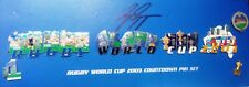 2003 AUSTRALIAN RUGBY WORLD CUP 19 SCARCE PIN SET~YOU'RE BUYING ITEM IN MAIN PIC