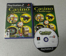 Casino Challenge - Playstation 2 Game