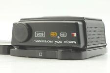 [NEAR MINT w/Cap] Mamiya RZ67 Pro 120 / 220 6x6 Roll Film Back Holder from Japan
