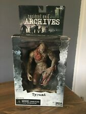 Neca Resident Evil Archives Tyrant Action Figure Series 3 Capcom
